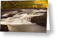 Skootamata River Greeting Card