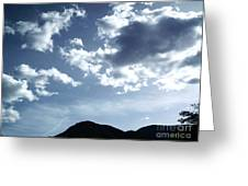 Sky Over Arizona Greeting Card