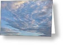 Sky Variation 43 Greeting Card