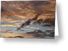 Sky Variation 46 Greeting Card
