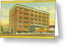 Skyland Hotel Greeting Card