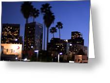 Skyline 0704 Greeting Card