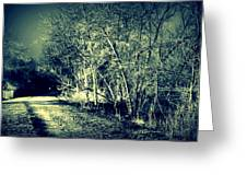 Sleep Walk Greeting Card