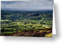 Slieve Gullion, Co. Armagh, Ireland Greeting Card