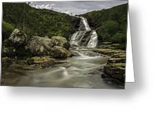 Slow Waters Greeting Card