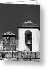 Small Bell Tower Greeting Card