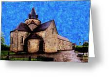 Small Church 1 Greeting Card