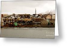 Smelter Works Greeting Card