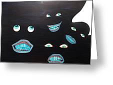 Smiles Greeting Card