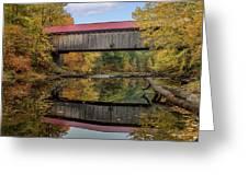 Smith Bridge Greeting Card