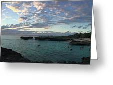 Smith Cove Grand Cayman  Greeting Card