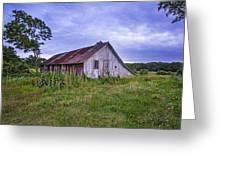 Smith Farm Barn Greeting Card