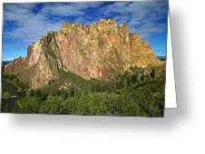 Smith Rock Oregon Greeting Card