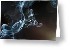 Smoke 5 Greeting Card