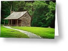 Smoky Mountain Living Greeting Card