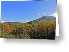 Smoky Mountains Scenery 9 Greeting Card