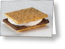 S'mores  Greeting Card