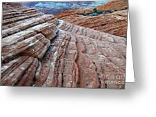 Snow Canyon Utah 2 Greeting Card