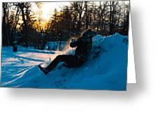 Snow Hill Greeting Card