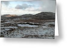 Snowdonia, Wales Greeting Card