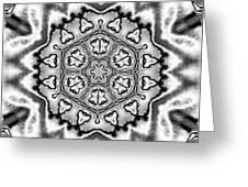 Snowflake 7 Greeting Card