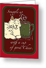 Snuggle Up Greeting Card