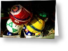Soccer For Sale Greeting Card