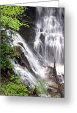 Soco Falls 2 Greeting Card
