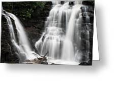 Soco Falls  Greeting Card