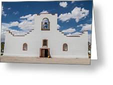 Socorro Mission Greeting Card