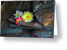 Soft Hand Greeting Card