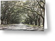 Soft Southern Day Greeting Card