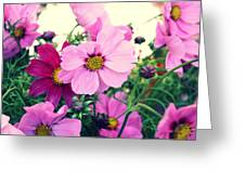Softly Blowing Greeting Card