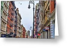 Soho Greeting Card