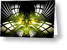 Solar Greenhouse Greeting Card