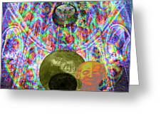 Solar Plexus Spirit Greeting Card