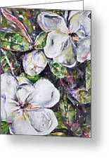 Sold Steal Magnolias Greeting Card