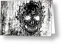 Soldier Ov Hell Greeting Card