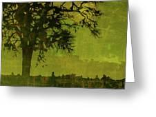 Solitude Greeting Card by Bonnie Bruno