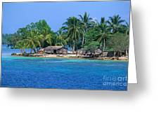 Soloman Islands Greeting Card