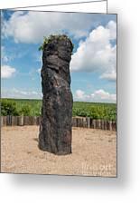 Solstice Celebrations - Menhir Stone Shepherd Greeting Card