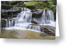 Somersby Falls 1 Greeting Card