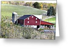 Somerset County Farm Greeting Card