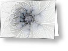 Something Blue Greeting Card