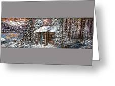 Sometimes In Winter Greeting Card