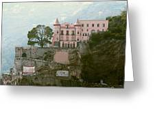 Somewhere In Italy Greeting Card