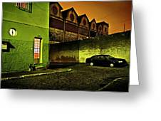 Somewhere In Rio 3 Greeting Card