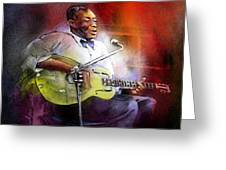 Son House Greeting Card