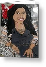 Sonia Greeting Card