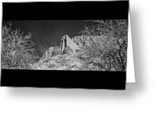 Sonoma Church - 2 Greeting Card